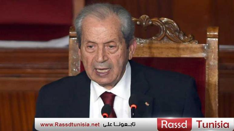 بعد نشر اشاعة وفاة محمد الناصر: وكالة تونس افريقيا للانباء توضح وتعتذر…