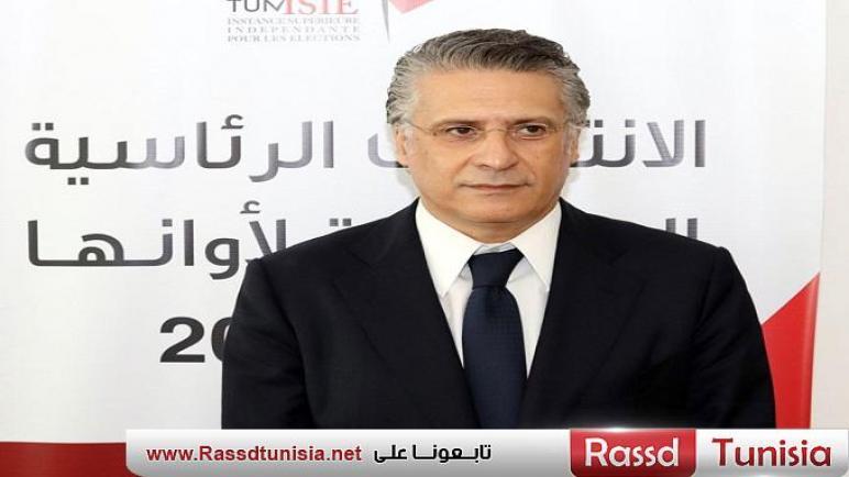 """""""حملة"""" المترشح نبيل القروي تنفي ما يتداول بشأن انسحابه من السباق الرئاسي"""
