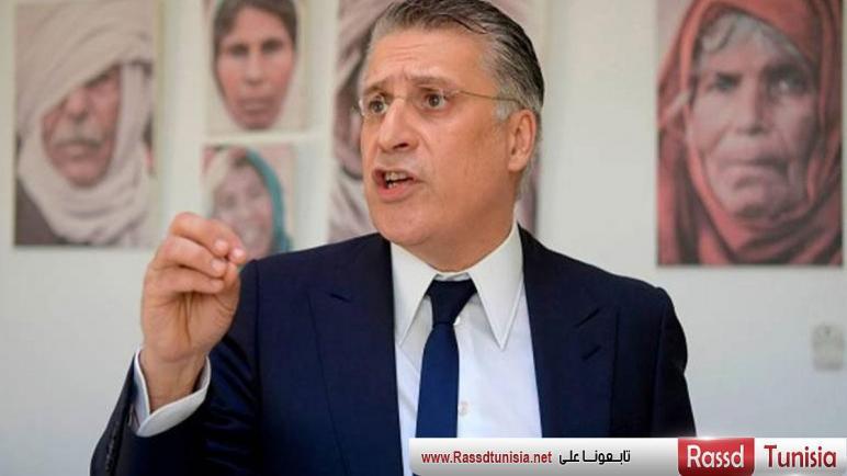 """حزب قلب تونس يتمسك ب""""حكومة كفاءات تترأسها شخصية مستقلة"""""""