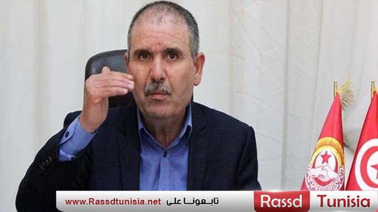 """نور الدين الطبوبي: """"ما يعني اتحاد الشغل اليوم هو التعجيل بتشكيل حكومة قادرة على إنقاذ البلاد """""""
