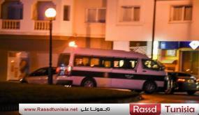 في الوردية 4 .. الاعتداء على رئيس مركز وعوني امن بسيف