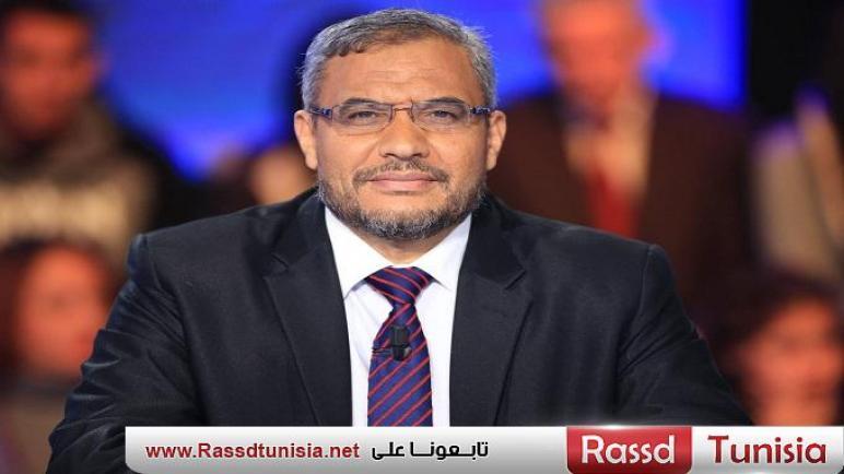 """الصحبي عتيق: """"حركة النهضة لن تتحالف مع قلب تونس لو كلّفها ذلك اعادة الانتخابات"""""""