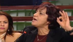سامية عبو : رئيس الجمهورية لا يثق في النهضة ولا يثق في البرلمان ، والنهضة لا تحب استقرار البلاد