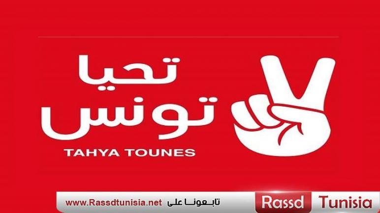 تحيا تونس يقرر عدم المشاركة في الحكومة القادمة، ويترك لأنصاره حرية المبادرة في الانتخابات الرئاسية