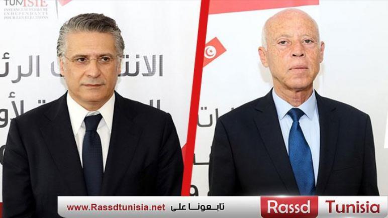 وفد عن هيئة الانتخابات يلتقي نبيل القروي وقيس سعيّد: نبيل بفون يوضّح