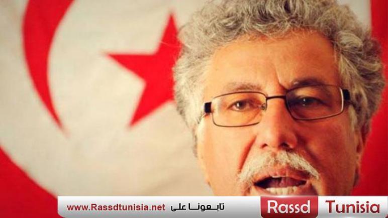 رغم رفض طلبه/ حمّة الهمّامي يتمسّك باختتام حملته في شارع الحبيب بورقيبة